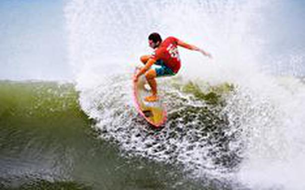 The best surfers from India will convene at this competition in Covelong, near Chennai