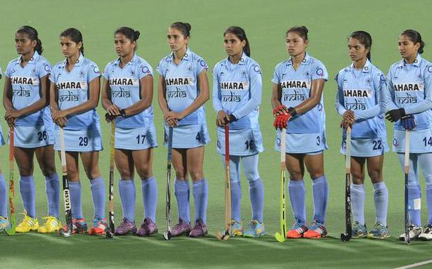 Fourth Defeat In Row For Indian Women Hockey Team The Hindu