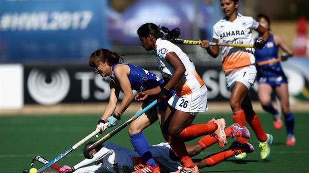 Japan beats India