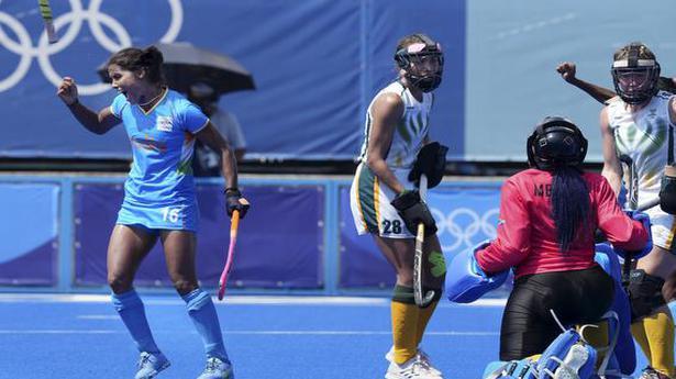 Tokyo Olympics | Indian women's hockey team reaches Olympic quarter-finals