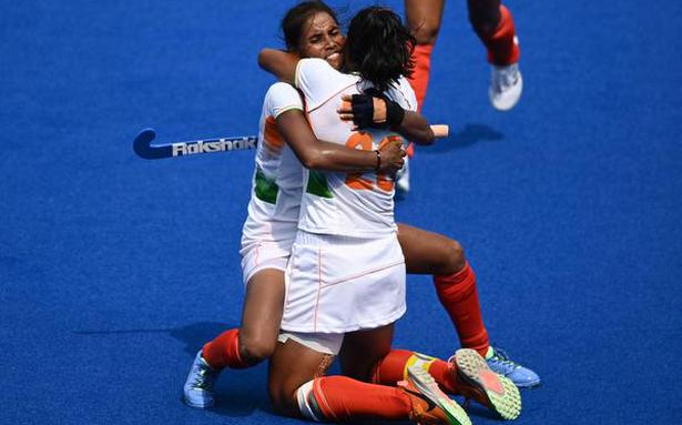 Tokyo Olympics | India score late winner to keep QF hopes alive in women's hockey