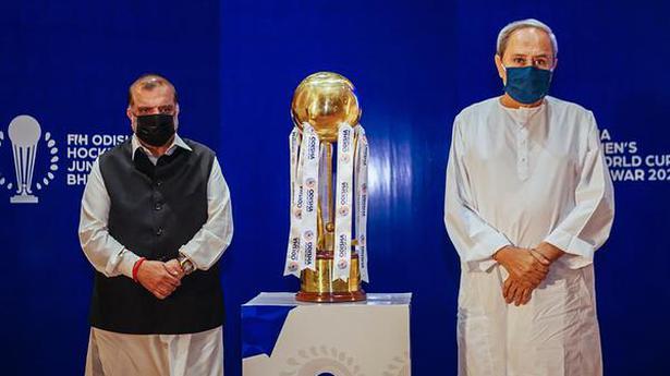 Bhubaneswar to host men's hockey Junior World Cup