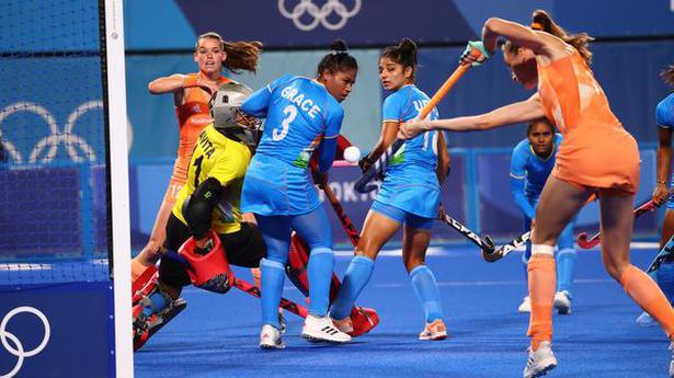 Tokyo Olympics 2020 | India women lose 1-5 to Netherlands in hockey opener