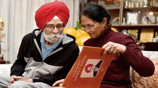 Hockey legend Balbir Singh Sr. is no more