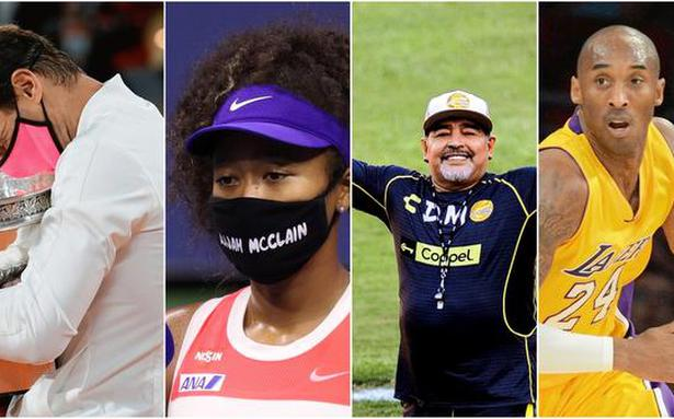 Pandemic, politics and more: Looking back at sports in 2020