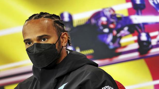 Hamilton chases 100th F1 win on Schumacher's favorite track