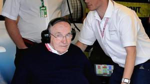 Williams celebrates a special 50