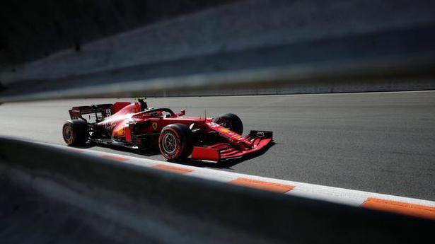 Dutch GP | Ferraris top 2nd practice