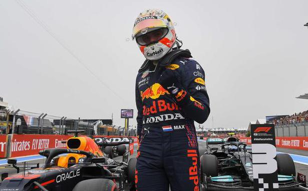French GP | Verstappen pips Hamilton, claims pole