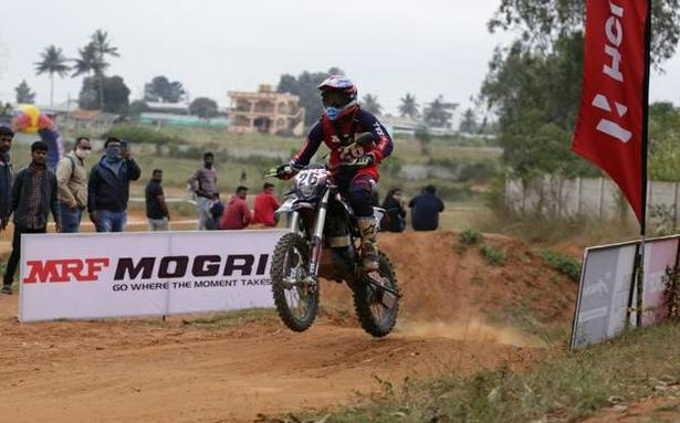 Stage set for MRF Rally of Coimbatore