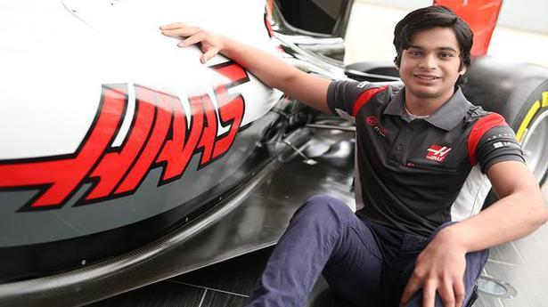Haas f1 team signs arjun maini as a development driver for Arjun appadurai how to make a national cuisine