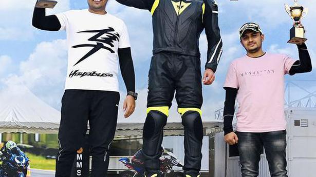 Muddappa wins above 1,051cc crown