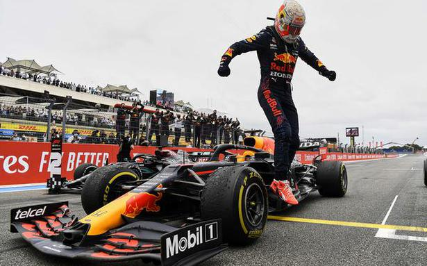 The tide is turning towards Red Bull