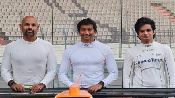 Narain to lead Team India