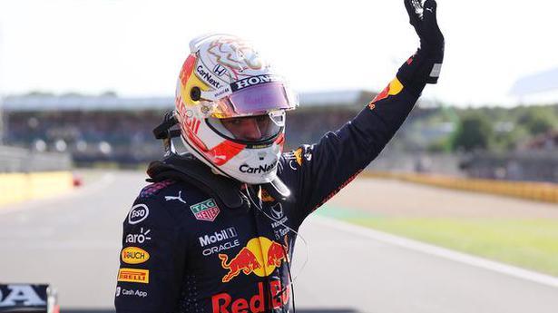 Verstappen accuses Hamilton of 'disrespectful and unsportsmanlike behaviour'