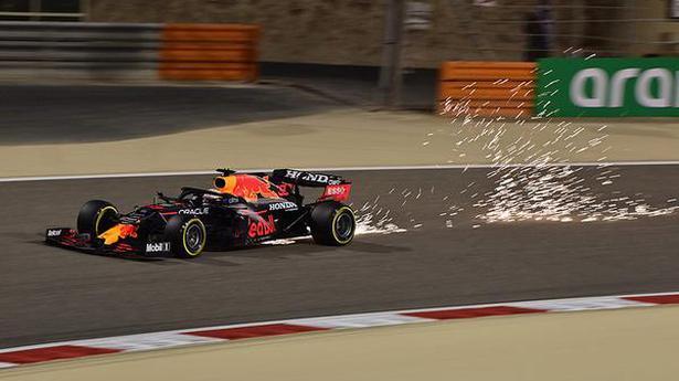 Formula One   Verstappen claims pole position