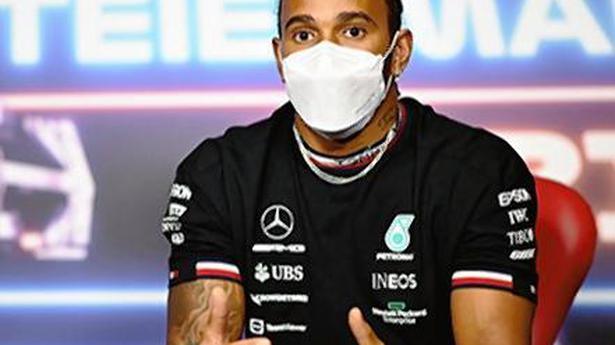 It feels a bit premature, says Lewis Hamilton
