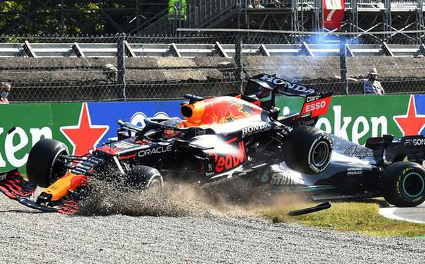 Red Bull's Verstappen handed three-place grid penalty