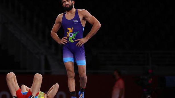 Tokyo Olympics | Ravi Dahiya storms into wrestling final, assured of medal