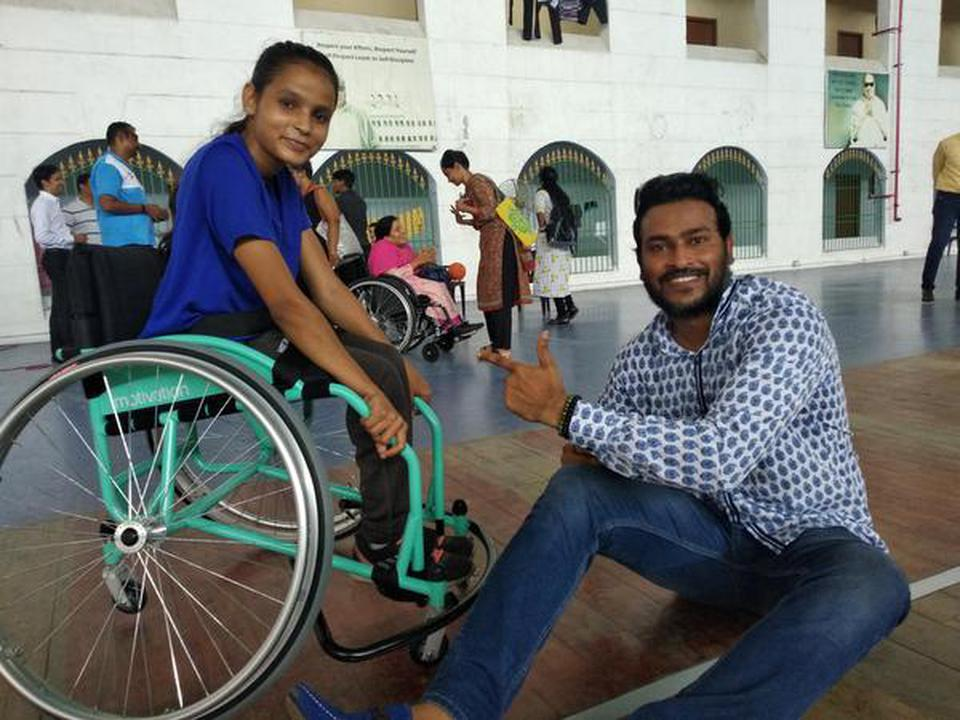 Vikrant, one of the mentors