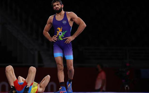Tokyo Olympics | Dahiya storms into final, India assured of another medal