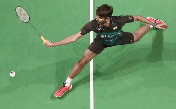 K. Srikanth clinches Australian Open Superseries title