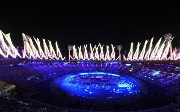 Image result for CWG organisers apologise for 'shameful' closing ceremony
