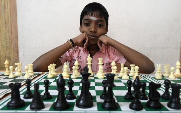 R. Praggnanandhaa marches into final of Challengers Chess Tour