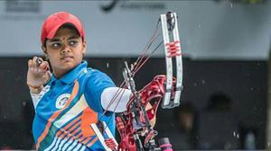 Archery   Jyothi Surekha brooks no distractions