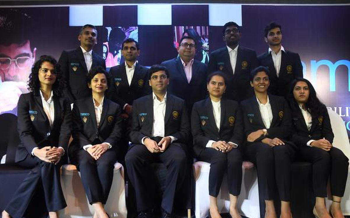 Chess Olympiad: Indian men to meet Russia - The Hindu