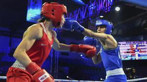 World Boxing championship: Sonia stuns Stanimira