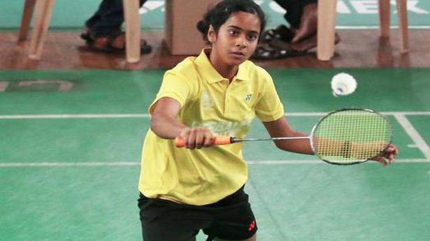 Sub-junior national badminton: Rohan stuns Siddhanth
