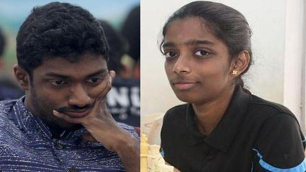 Asian online team chess: India men and women enter final