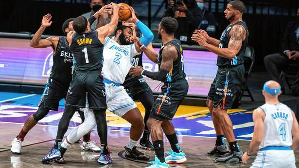 NBA   LA Lakers ride on Drummond's double-double