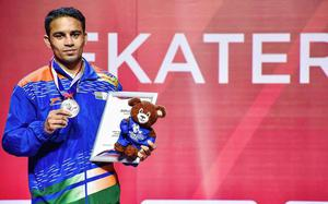 I believe I can become World champion: Panghal