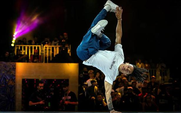 Breakdancing gets nod for Paris debut » News07trends