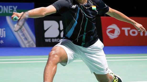 Indian men reach Thomas Cup quarterfinals