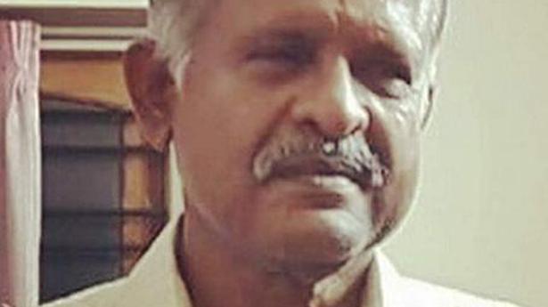 Balachandran Nair passes away