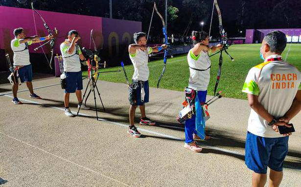 Tokyo Olympics | India 9th in both men's team and mixed pair rankings in archery