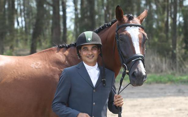 Stay in the moment: Former equestrian Imtiaz Anees' advice to Fouaad Mirza at Tokyo Olympics