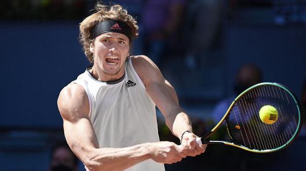 Madrid Open   Zverev has the measure of Nadal