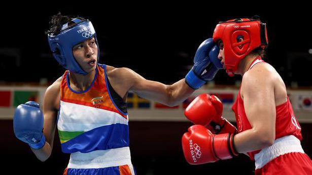 Tokyo Olympics | Lovlina Borgohain loses to Turkey's Surmeneli, ends with bronze
