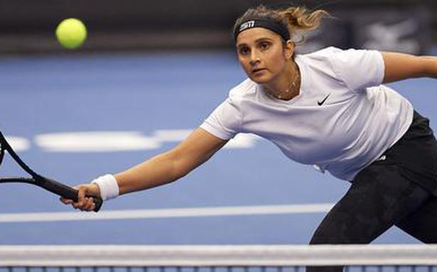 No. 43 is special for Sania Mirza