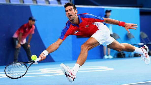 Djokovic clocks 334 weeks at No. 1 - The Hindu