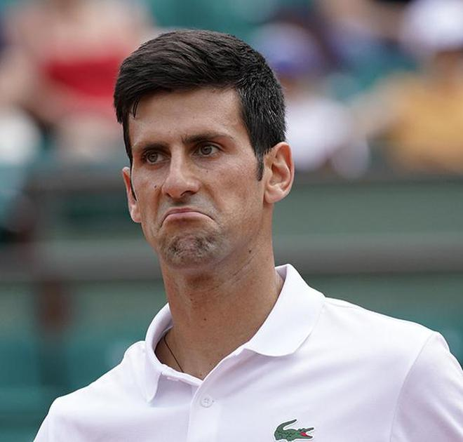 why has novak djokovic lost his winning touch the hindu
