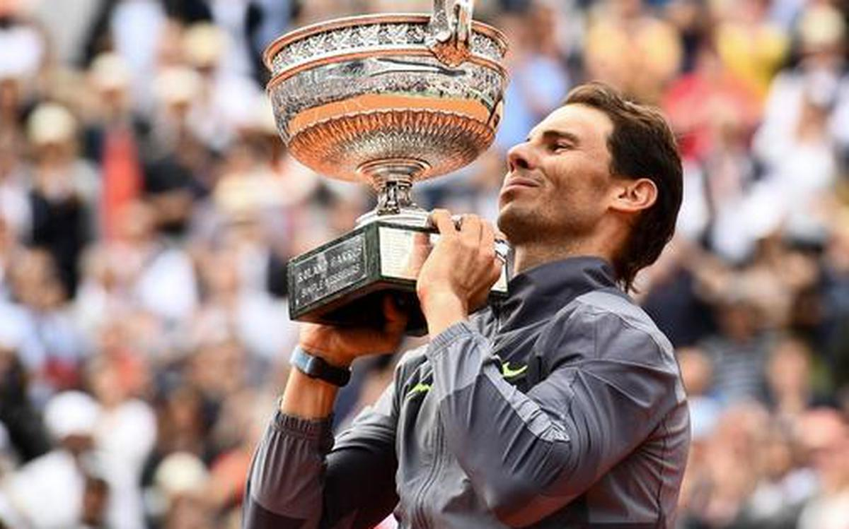 Thanks For The Memories Rafael Nadal S 12 French Open Triumphs The Hindu