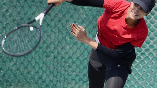 ITF women's tennis | Jennifer upsets top-seed Riya - Flipboard