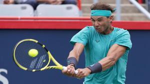 Nadal rampant at U.S. Open as Thiem, Tsitsipas lead exodus