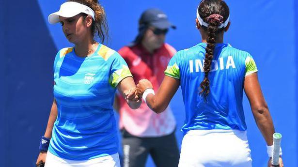 Sania Mirza enters semifinals of the WTA tournament