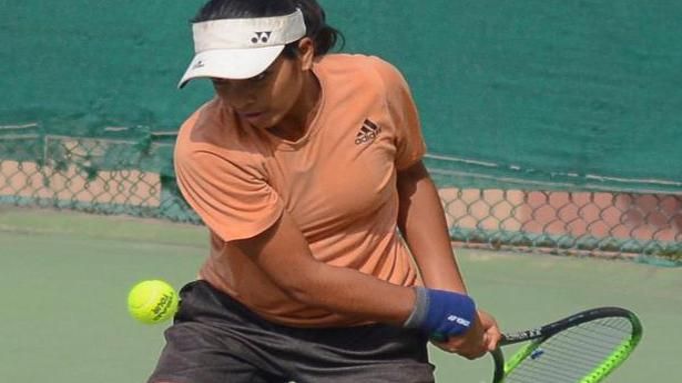 Fenesta National tennis championship | Reshma knocks out Arthi